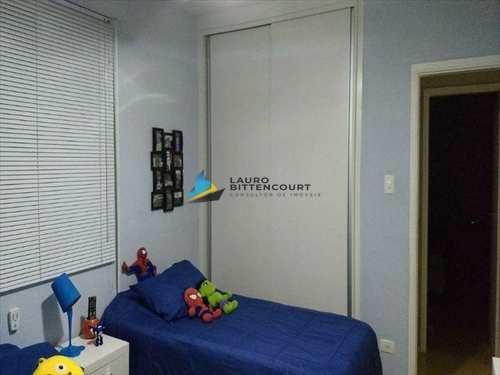 Apartamento, código 7650 em Santos, bairro Boqueirão