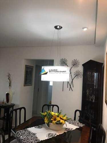 Apartamento, código 7649 em Santos, bairro Boqueirão