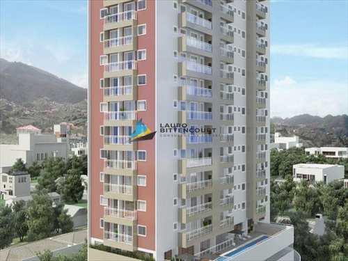 Apartamento, código 7613 em Santos, bairro Marapé