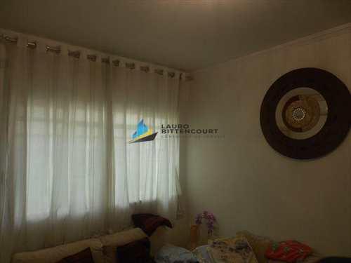 Apartamento, código 7595 em Santos, bairro Boqueirão