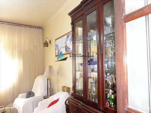 Apartamento, código 7596 em Santos, bairro Ponta da Praia