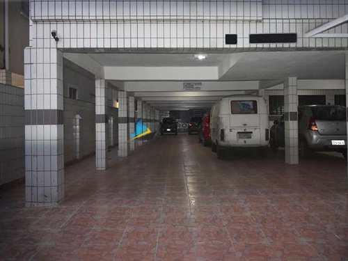 Apartamento, código 7580 em Santos, bairro Macuco