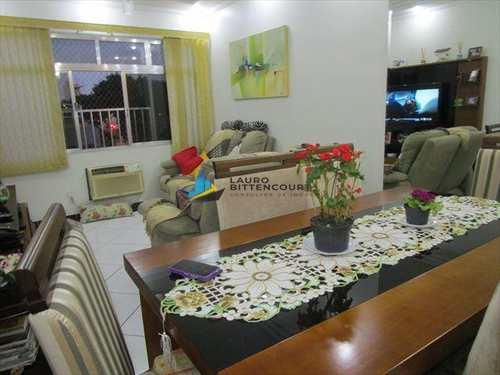 Apartamento, código 7577 em Santos, bairro Marapé