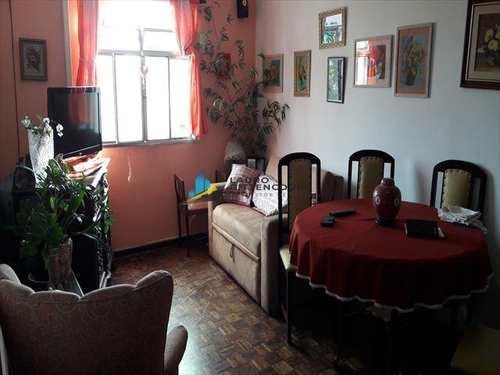 Apartamento, código 7565 em Santos, bairro Encruzilhada