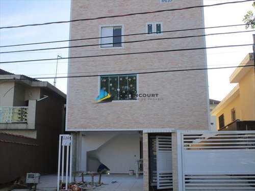 Casa, código 7555 em Santos, bairro Marapé