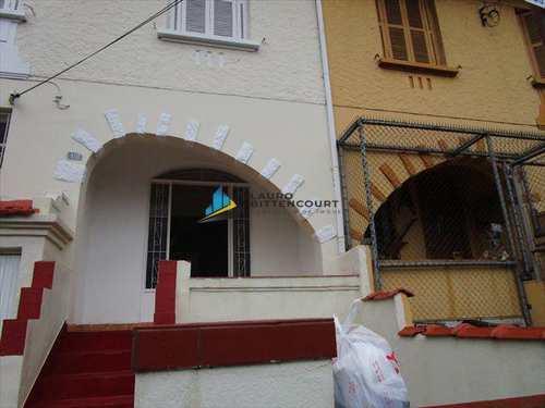Sobrado, código 7551 em Santos, bairro José Menino