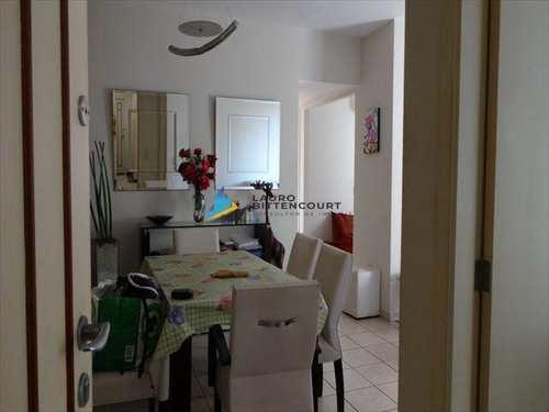 Apartamento, código 7507 em Santos, bairro Boqueirão