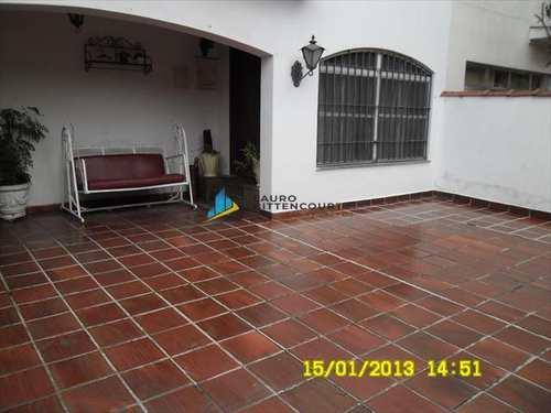 Sobrado, código 7492 em Santos, bairro Embaré