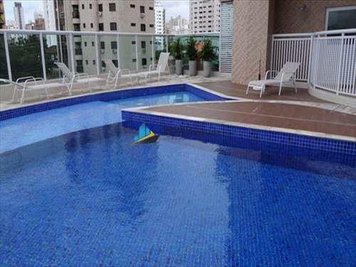 Apartamento, código 7498 em Santos, bairro Boqueirão