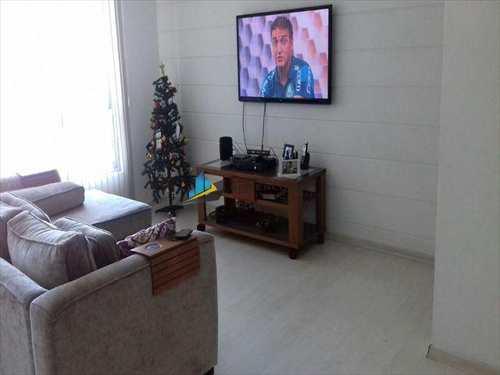 Apartamento, código 7477 em Santos, bairro Boqueirão