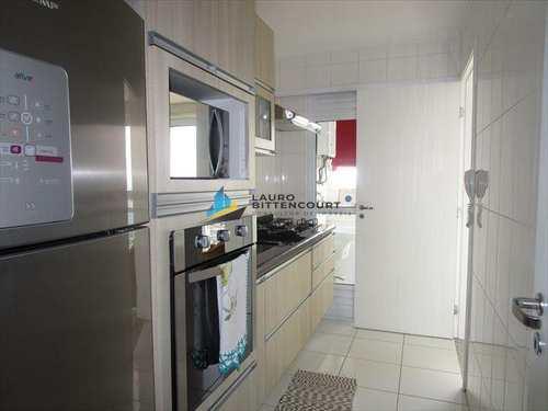 Apartamento, código 7444 em Santos, bairro Ponta da Praia