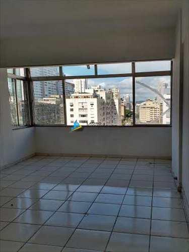 Apartamento, código 7447 em Santos, bairro Gonzaga
