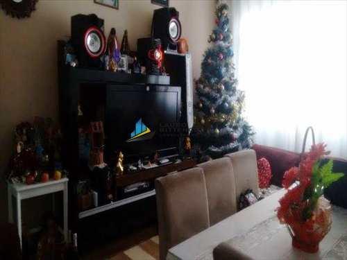 Apartamento, código 7442 em Santos, bairro Macuco