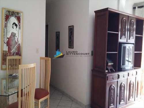 Apartamento, código 7435 em Santos, bairro Embaré