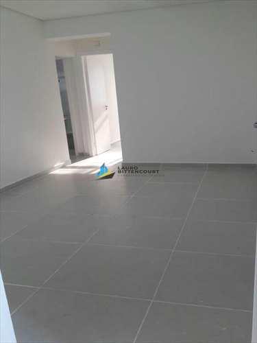 Apartamento, código 7426 em Santos, bairro Gonzaga