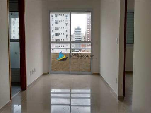 Apartamento, código 7422 em Santos, bairro Gonzaga