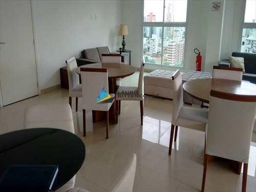 Apartamento, código 7414 em Santos, bairro Gonzaga