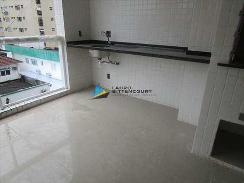 Apartamento, código 7412 em Santos, bairro Ponta da Praia