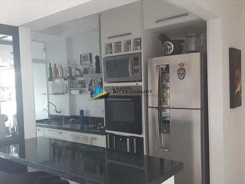 Apartamento, código 7401 em Santos, bairro Encruzilhada