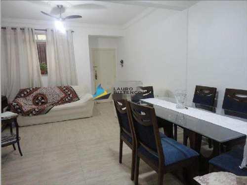 Apartamento, código 7366 em Santos, bairro Gonzaga