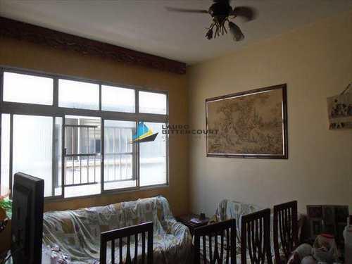 Apartamento, código 7352 em Santos, bairro Boqueirão