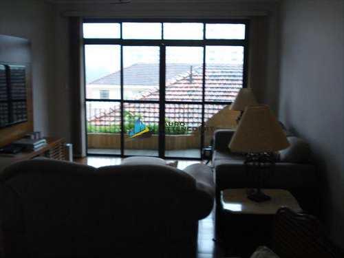 Apartamento, código 7353 em Santos, bairro Embaré