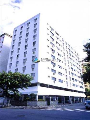 Apartamento, código 7329 em Santos, bairro Gonzaga