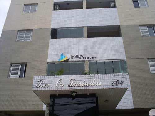 Apartamento, código 7283 em Santos, bairro Vila Matias