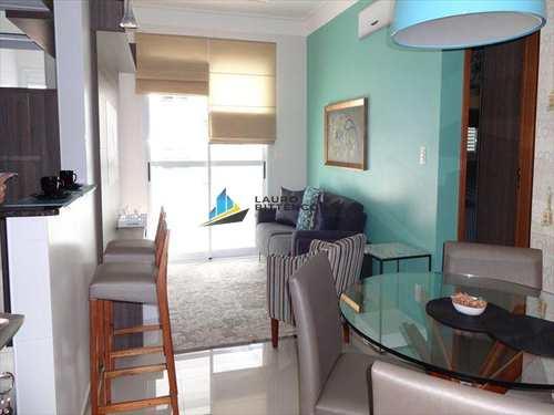 Apartamento, código 7276 em Santos, bairro José Menino