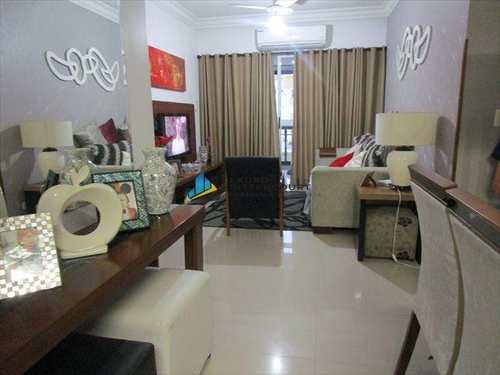 Apartamento, código 7234 em Santos, bairro José Menino