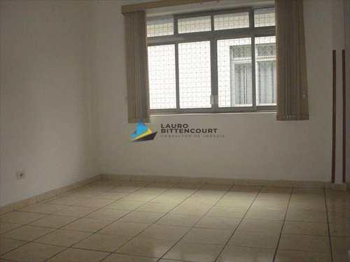 Apartamento, código 7220 em Santos, bairro Encruzilhada