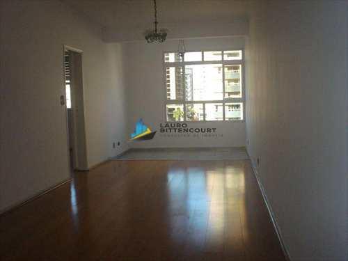 Apartamento, código 7204 em Santos, bairro Gonzaga