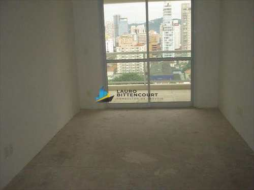 Apartamento, código 7021 em Santos, bairro Boqueirão