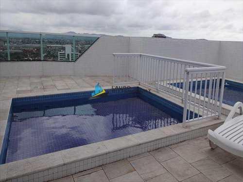 Apartamento, código 7016 em Santos, bairro Encruzilhada