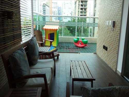 Apartamento, código 6971 em Santos, bairro Boqueirão