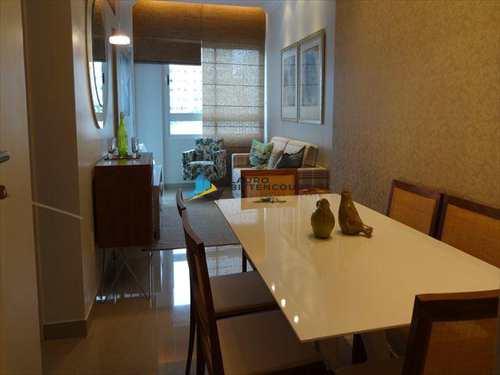 Apartamento, código 6935 em Santos, bairro Encruzilhada