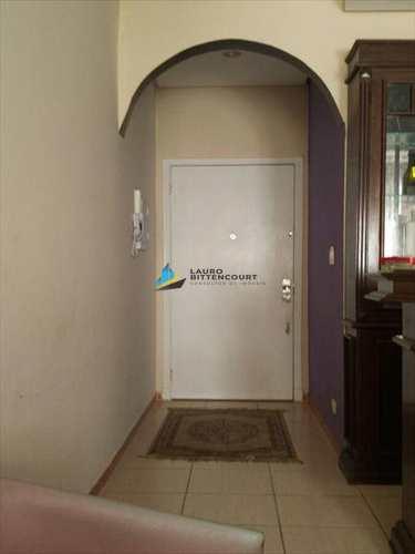 Apartamento, código 6922 em Santos, bairro Gonzaga