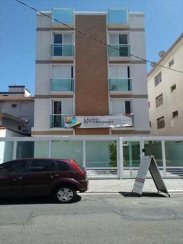 Apartamento, código 6910 em Santos, bairro Ponta da Praia