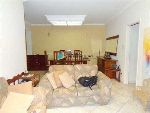 Apartamento, código 6874 em Santos, bairro Pompéia