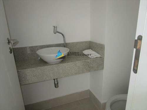 Flat, código 6859 em Santos, bairro Boqueirão