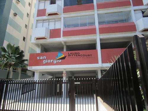 Apartamento, código 6819 em Santos, bairro Gonzaga