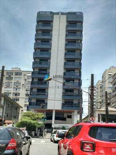 Apartamento, código 6716 em Santos, bairro Boqueirão