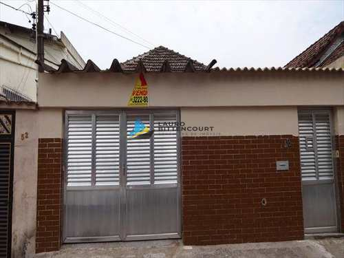 Casa, código 6668 em Santos, bairro Caneleira