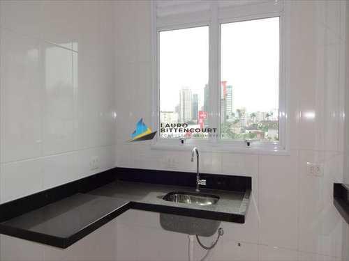 Apartamento, código 6618 em Santos, bairro Campo Grande