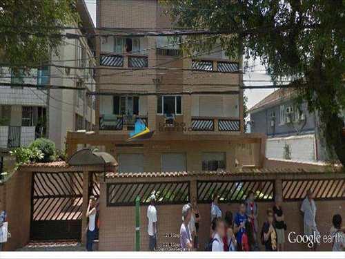 Apartamento, código 6603 em Santos, bairro Boqueirão