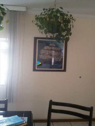Apartamento, código 6594 em Santos, bairro Aparecida