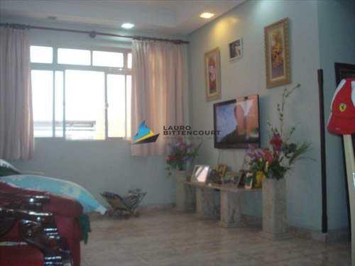 Apartamento, código 6588 em Santos, bairro Estuário