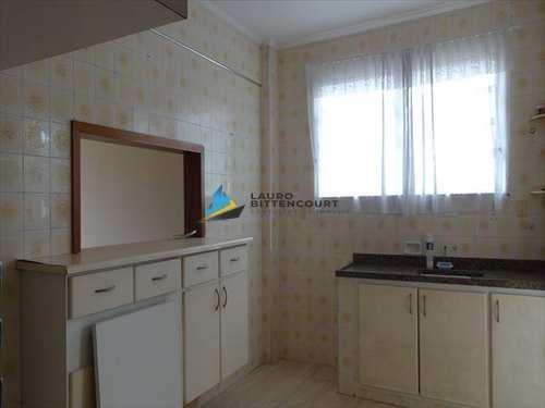 Apartamento, código 6400 em Santos, bairro Gonzaga