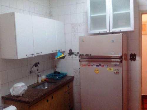 Apartamento, código 6339 em Santos, bairro Aparecida