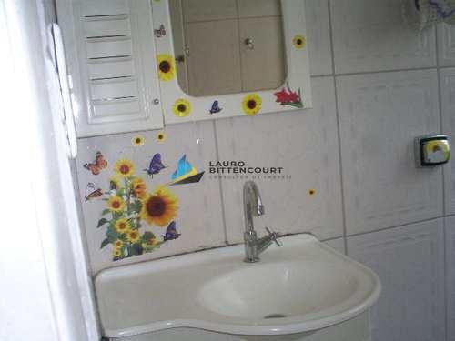 Apartamento, código 6269 em Santos, bairro Ponta da Praia